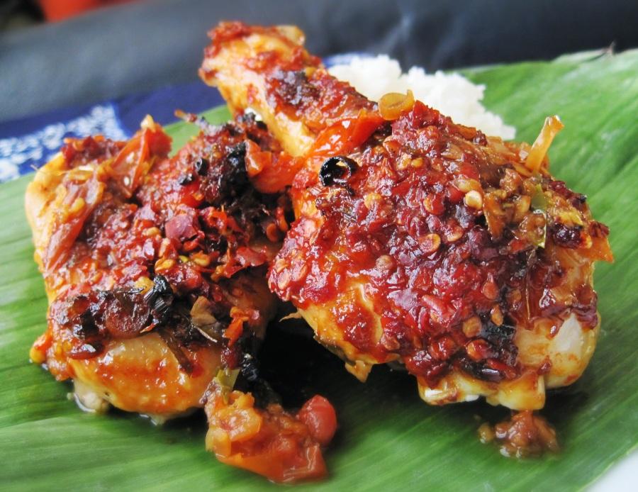 Ayam Bumbu Bali (Foto: Pinterest